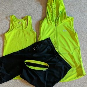 Under Armour Athletic Outfit